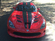2013 Dodge Viper 2612 miles